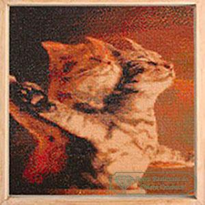 Gatti piccoli per Diamond Painting Italia