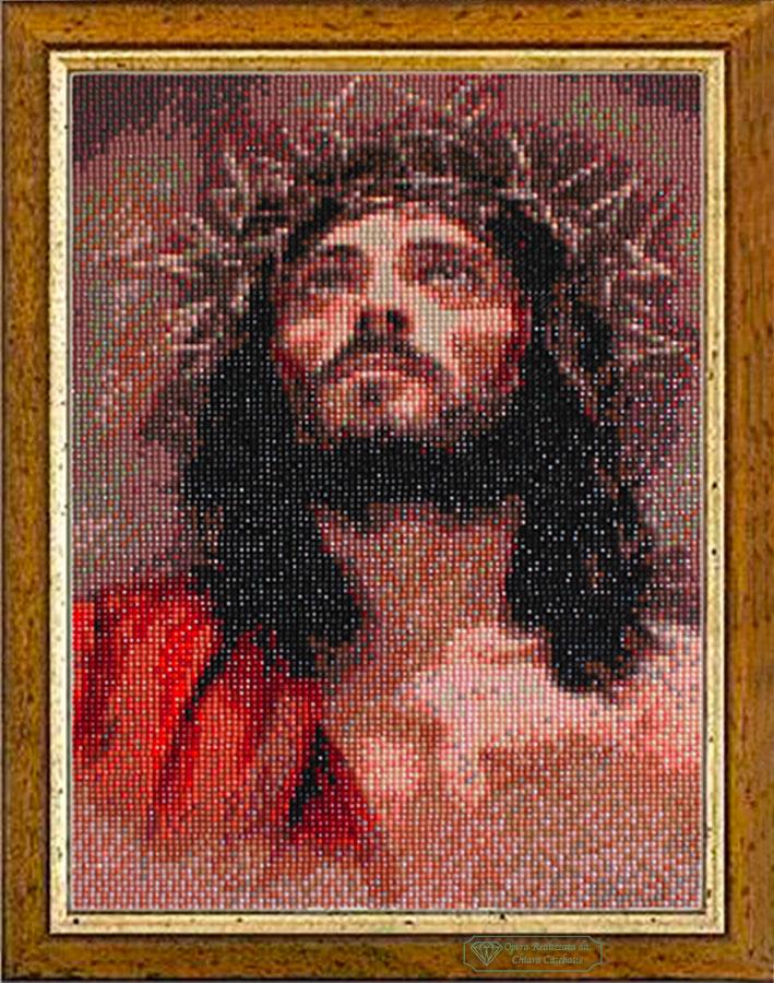 Gesù grande per Diamond Painting Italia