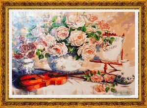 Il violino per Diamond Painting Italia