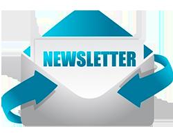 Icona della newsletter per Diamond Painting Italia