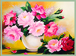Painting by Number 003 per Diamond Painting Italia