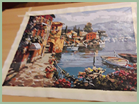 Gallery 011 per Diamond Painting Italia