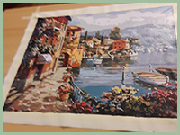 Gallery 012 per Diamond Painting Italia