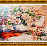 Immagini home page per Diamond Painting Italia