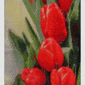 Tulipani Rossi e-commerce per Diamond Painting Italia