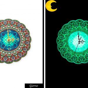 Orologio mandala per Diamond Painting Italia